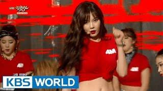 Music Bank - English Lyrics | 뮤직뱅크 - 영어자막본 (2016.03.05)