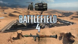 Crazy RPG Shots - Silk Road - Battlefield 4 Moments