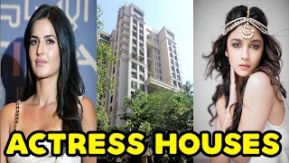 Houses of Bollywood Actresses