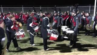 Polytech vs. Regiment of Red Drum Battle