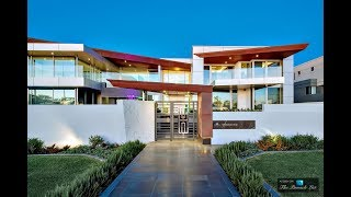 Stunning Hollywood Style 15,000 SQ FT 3 Level 5 Bed 6 Bath Home in Perth Western Australia