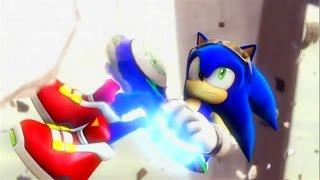 🌟 Sonic Riders: Zero Gravity - Movie (Hero Story)
