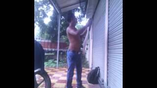 Bodybuilder in bengla in siliguri
