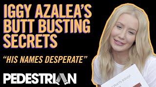 Iggy Azalea On The Secrets Of Her Ass