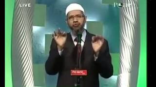 Dr Zakir Naik - Historic Debate at Oxford Union - Islam & 21st Century part 2 of 2
