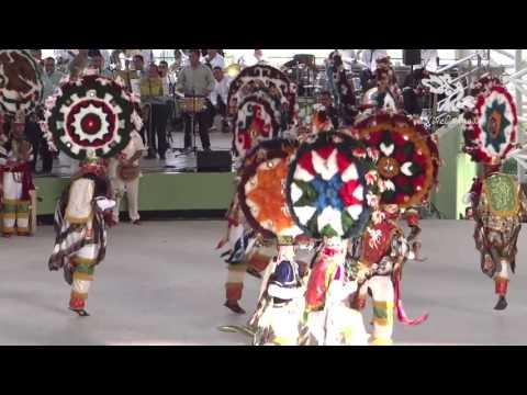 Guelaguetza 2016 Teotitlán del Valle Danza de la Pluma 25 de julio 5pm
