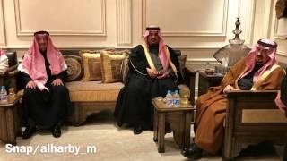 نقاش حاد بين أمير الرياض وملاك أحد الكسارات