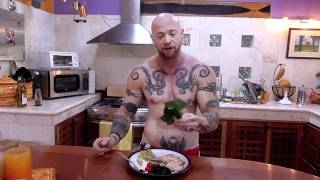 Buck Angel Bodybuilding-Daily Meal Plan