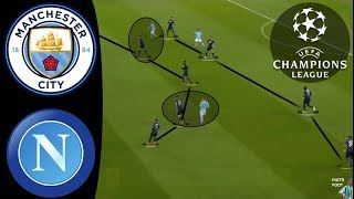 The Most Tactical Game Of The Season | Manchester City-Napoli Tactical Analysis