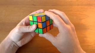 Lær at løse Rubik´s Cube på 15 min.