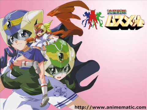 Ryusei Sentai Musumet OP: Ai no Senkou