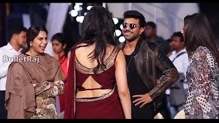 Dhruva Neethone Dance Video Song Making |Neethone Dance |Ramcharan| Rakul Preet Singh |BulletRaj