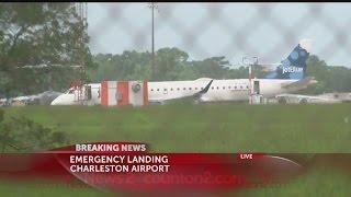 JetBlue flight makes emergency landing in Charleston