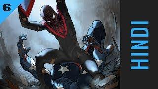 Marvel CIVIL WAR II   Episode 06   Marvel Comics in Hindi