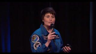 FUTURA mission: 200 days in space   Samantha Cristoforetti   TEDxESA