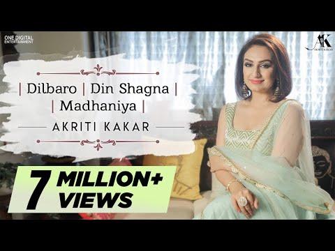 Dilbaro | Din Shagna | Madhaniya  - Akriti Kakar | #YouchooseISing