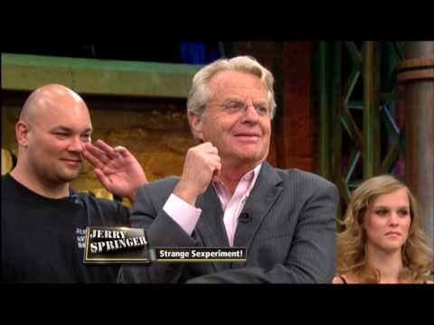 SUCK TOES! (The Jerry Springer Show)