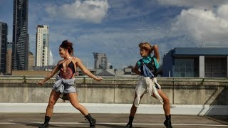 LOSE MY BREATH 2014 - Wanida Serce & Anna Johnston choreography