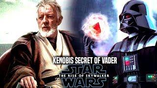Kenobi's Big Secret Of Vader Leaked! The Rise Of Skywalker (Star Wars Episode 9)