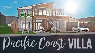 Bloxburg: Pacific Coast Villa 105K