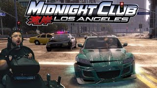 Беспрелел на улицах Лос-Анджелеса продолжается! Midnight Club: LA на Xbox One X