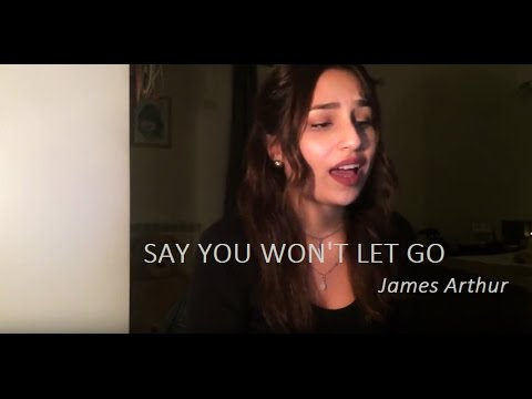 Download Say You Won't Let Go- James Arthur- Cover