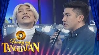 Tawag ng Tanghalan: Vice pokes fun at Luis' chest