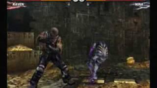 Tekken 5 - Raven