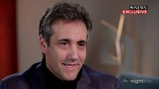 Michael Cohen speaks out after his sentencing