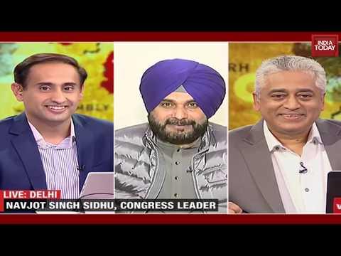 Modi Wave Is Like Fizz In A Soda Bottle Navjot Singh Sidhu Exclusive Election Results Live