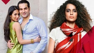 Arbaaz Khan Clears His Status With Malaika Arora Khan, Kangana Ranaut Misuses Her Power & More