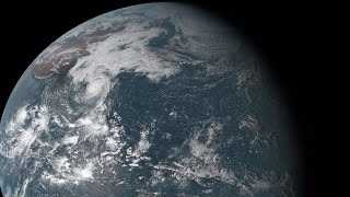 NASA Video : Earth From Space Real Footage - ISS Video From The International Space Station Stream