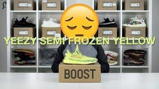 Is the YEEZY dead?! Semi Frozen Yellow Honest Review 😔