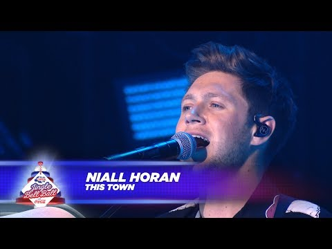 Niall Horan - 'This Town' - (Live At Capital's Jingle Bell Ball 2017)