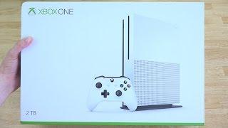 Xbox One S (Slim) Unboxing!