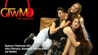 GTWM S02E207 - FHM Cover Girls Aiko, Sunshine and Jef