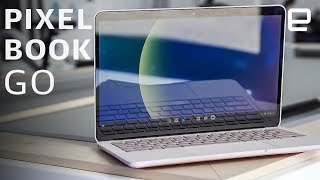 Pixelbook Go hands-on: a refined Chromebook, but still pricey