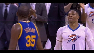 The Return: Kevin Durant silences Russell Westbrook and the Thunder, leaves Oklahoma City a winner