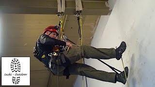 SRT-Klettertraining bei Profis (High Solutions)