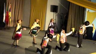 Huaylas Macho Dia de la Hispanidade