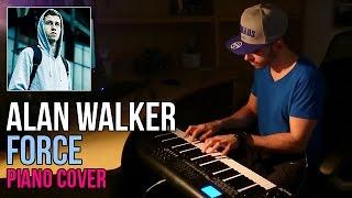 Alan Walker - Force   Marijan Piano Cover