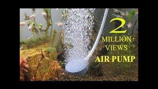 How to make a Air pump