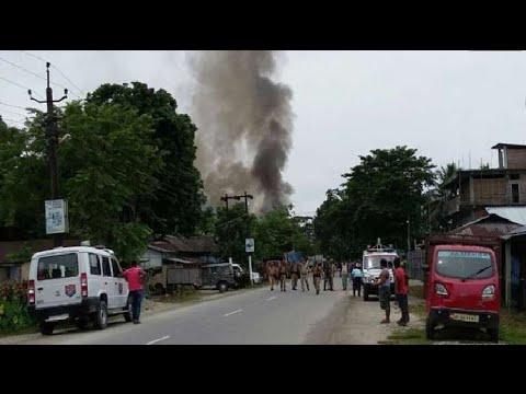 Terrorists Kill 12 People, Open Fire at Market in Assam's Kokrajhar