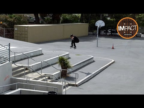 impact - enjoi team ridden and approved