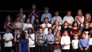 Fairest Lord Jesus - Kingdom Kids Choir