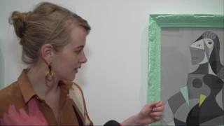 Ett halvt sekel med energi i konsten - Nyheterna (TV4)