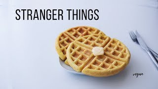Making Stranger Things Foods At Home! *vegan