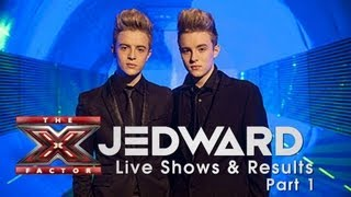 X Factor 2009 Live Shows&Results [John and Edward Only] Part 1