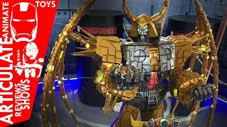 Transformers Unicron Light Up Statue from Soldier Story