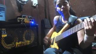 Time Traveler Mohini Bass Take/COVER